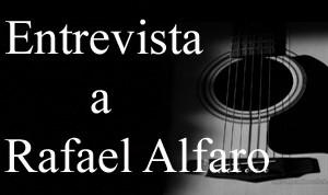 Entrevista a Rafael Alfaro, Tele Utrera
